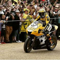 Valentino Rossi #46 M1