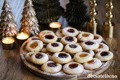 Syltetøykaker | Det søte liv Cheesecake, Muffin, Breakfast, Desserts, Christmas, Food, Morning Coffee, Tailgate Desserts, Xmas