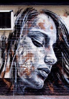 самые яркие граффити мира
