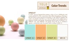 YOLO Colorhouse SPROUT Palette