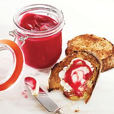 Cranberry Curd | MyRecipes.com
