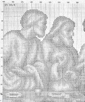 "Gallery.ru / geminiana - Альбом ""25.155"" 1, Lily, Christ, Dot Patterns, Blanco Y Negro, Last Supper, Lilies"