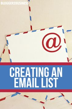 How to create an email list and curate content! Wisdom from Amy Lynn Andrews.