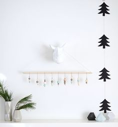 Today is my first Christmas DIY that I'm sharing here this year.  It's not technically the first project I've done, but the first one...