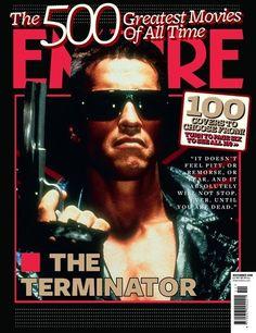 Arnold Schwarzenegger - Empire Magazine Cover [United Kingdom] (25 November 2008)