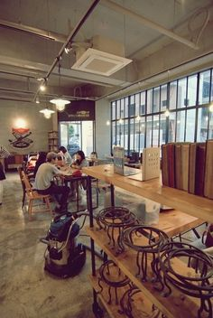 "2012 mercim design  italian bistro ""grandi"" korea cafe interior design if u intest my pin plz push ""like""!"