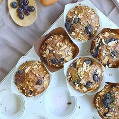 Blueberry Almond muffins are easy healthy moist breakfast muffins Sugar free + low carb + grain free + keto + paleo + gluten free. Delicious sugar free toddler muffins or diabetes friendly snack Gluten Free Wraps, Vegan Gluten Free, Coconut Flour Pie Crust, Almond Flour, Low Carb Pie Crust, Almond Muffins, Avocado Brownies, Blueberry Cake, No Cook Desserts