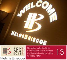 2004 - HelmsBriscoe welcomes its 550th Associate.#HBABC #WhyHB