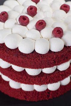 La Red Velvet Cake, según Gross .