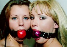 Double Ball Gag