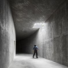alvaro siza and carlos chestnut design buildings for korea& saya park - Ugly modern architecture. Álvaro Siza and Carlos Castanheira … -