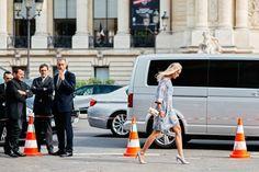 Paris Fashion Week - Power Parisiennes - Street Chic - Fashion