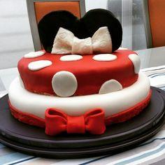 Minni Mouse Torte