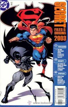 SUPERMAN/ BATMAN SECRET FILES