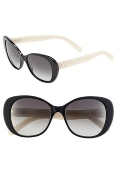 kate spade new york 'emery' 52mm sunglasses available at #Nordstrom