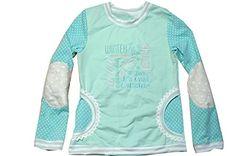 Buntes Mädchenshirt, Mädchenlangarmshirt mit Stickerei, S... https://www.amazon.de/dp/B01NAL8MK0/ref=cm_sw_r_pi_dp_x_DWGAybKKXG569