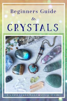 How to Crystal Shop for Beginners Ever feel awkward when crystal shopping for the first time? This how to guide to crystal shopping for beginners helps you pick the perfect crystal for your energy. online crystal shopping guide, crystal energy h Chakra Crystals, Chakra Stones, Crystals And Gemstones, Stones And Crystals, Healing Crystals, Chakra Healing, Anxiety Crystals, Crystal Guide, Crystal Shop