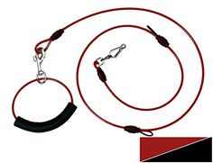 Best Heavy Duty Dog Leash for Puppies and Large Dogs - 2-6 ft (0.6-1.8 m) Adjustable Length, Comfort Grip Handle *** New and awesome dog product awaits you, Read it now  : Dog Training and Behavior Aids