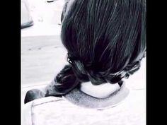 Ali'm kuaför örgülü saç - YouTube