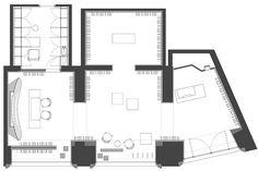 Bolon Eyewear, Shanghai. Ein Projekt von Ippolito Fleitz Group – Identity Architects.