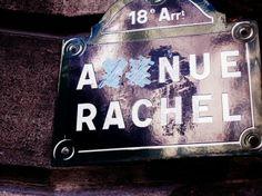 avenue Rachel - Paris 18e