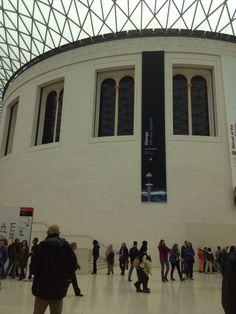 British Museum - Great Court, London May 2014