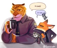 nick and judy smut - Google Search