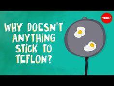 Why doesn't anything stick to Teflon? - Ashwini Bharathula - YouTube