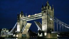 Tower Bridge, Londres!