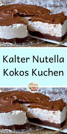 German Bakery, Love Cake, Yummy Cakes, Tiramisu, Snacks, Muffin, Food And Drink, Sweets, Baking