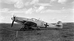 BF 109 Blue #9, Reims airfield
