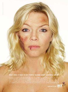 Anti Violencia Domestica - ACT - Women's Aid