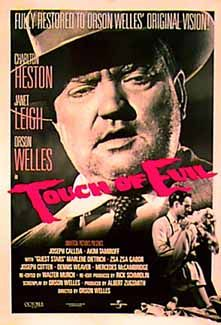 Touch of Evil Blu-ray - Orson Welles Orson Welles, Cinema, Movies, Movie Posters, Photography, Touch, Cards, Photos, Film Noir
