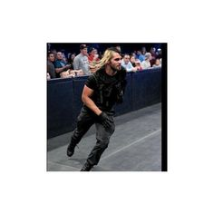 Seth Rollins Photos ❤ liked on Polyvore featuring wwe and seth rollins