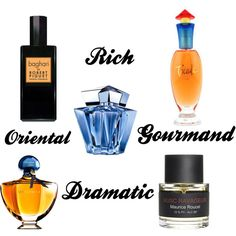 Perfumes for Winter Types