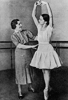Agrippina Vaganova - Danza Ballet teacher