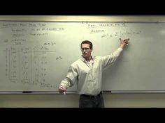 Statistics Lecture 5.2: A Study of Probability Distributions, Mean, and Standard Deviation - YouTube
