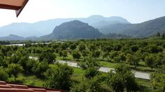 Villa Efe Ozalp Dalyan Set in Dalyan, Villa Efe Ozalp offers a garden and outdoor pool. The accommodation features a hot tub. Iztuzu Beach is 3.9 km from the property. Free WiFi is featured throughout the property and free private parking is available on site.
