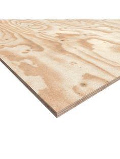 Plywood Moelven Furu 4x1200x2500mm Kvalitet Bb/X