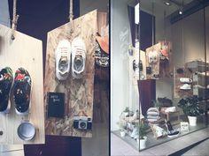 Visual merchandising, escaparate, Marypopupstore