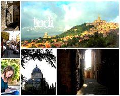 ART SCHOOL IN TODI, UMBRIA 2013. Unna dig en inspirerande målarresa - packa färg och pensel och följ med till denotroligt vackra, gamla etruskiska bergsstaden Todi iUmbrien i höst!  Kursen är på hela 10 dagar, 2-11 oktober 2013