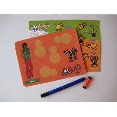 Doodlewiz Insert Pack - Vet made in Hampshire and supplied by Green Lighthouse Limited in #Devon - £5.50