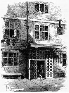 Regency Crime and Punishment: Poultry Compter Old London, London City, Prisoners Of War, 16th Century, Regency, Poultry, Crime, Medieval Times, Asylum
