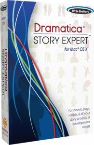 Dramatica Story Expert helped me crack the case!