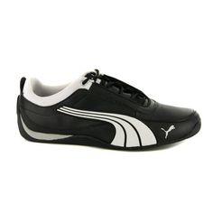 3c1e3b866ff Kids Boys Girls Puma Drift Cat 4 Black Leather « Shoe Adds for your Closet