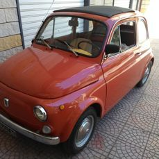 Fiat - 500 L - 1972