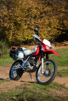 Honda XR250 BAJA - ADVrider