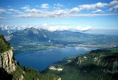 Lake Thun, Switzerland (one of the most beautiful places I have ever been to)
