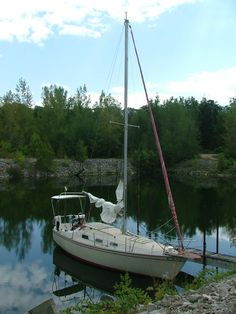 84 Best My Chrysler 26' Sailboat S In 2018 Sailing Ships. Chrysler. Chrysler Sailboat Wiring At Scoala.co