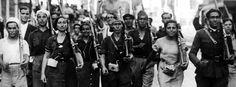 Spain - 1937. - GC - masacre de badajoz